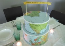 The World's Belated Birthday…