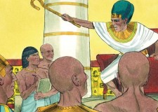 Save Your Children from Pharaoh's Decree