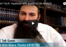 Into the weekly Parasha with Rabbi Alon Anava