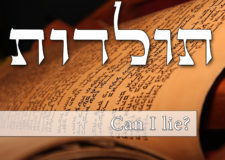 Parashat Toldot – When is it ok to lie?