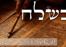 Parashat Be'Shalach – Why did G-d split the sea?