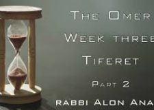 Counting the Omer – Gevurah of Tiferet