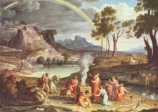 The Maturing of Humankind – Parashat Noach