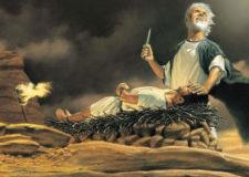 Sacrificing Your Faith for Your G-od – Parashat Lech Lecha