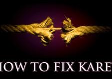 How to fix Karet – Shma Al Hamita