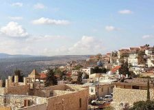 The holy city of Tzfat