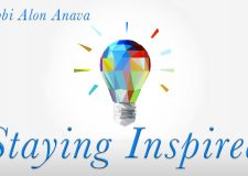 How can i stay inspired in Avodat Hashem?