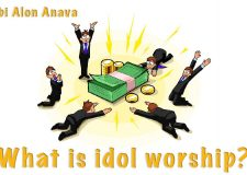 What are considered different forms of idol worship?