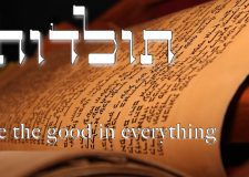 Parashat Toldot – See the good in everything