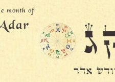 The Month of Adar – What can be achieved