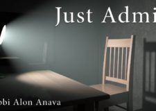 Learn to admit – it will set you free!