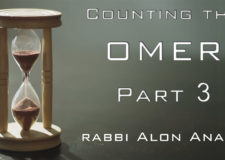 The counting of the Omer What is the Kabbalah behind it? Part 3