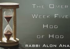 Counting the Omer – Hod of Hod