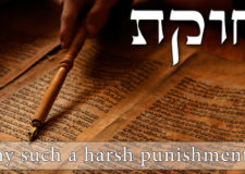 Parashat Chukat – What's so bad in hitting a rock?