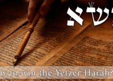Parashat Naso – How can I win The Yetzer Harah