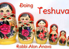 How to do Teshuvah