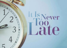 It's never too late to do Teshuvah