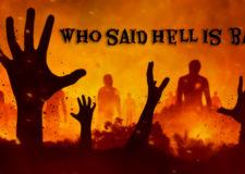 Who said Gehenom (Hell) is so bad?